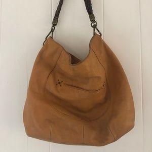 The Sak Brown Boho Bag